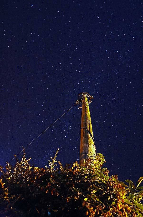 Milkyway Pole